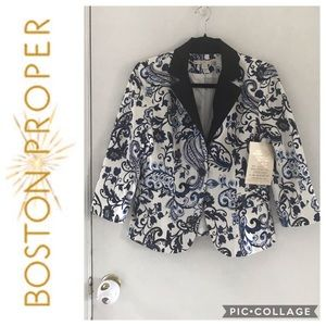NWT Boston Proper Blazer